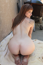 Kylie Cyrus Sexy Tattooed Amateur Chick 10