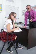 Hot Schoolgirl Aidra Fox Fucks With Her Teacher 03