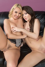 JoJo Kiss And Aaliyah Love Lesbian Hotties 14