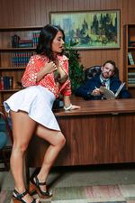 Eva Lovia Get Fucked In The Office 01