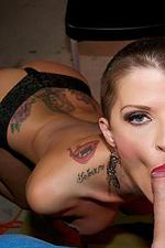 Joslyn James Mouth Fucked 07