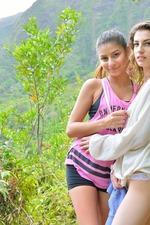 Kristen And Nina Secret Kailua Trail 09