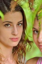 Kristen And Nina Secret Kailua Trail 10