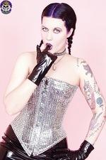 Dana Dark Classic Goth 14
