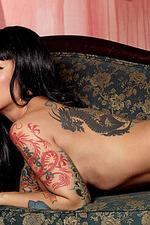 Kinky Tattoed Masuimi Max 13