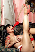 Kinky Tattoed Masuimi Max 15