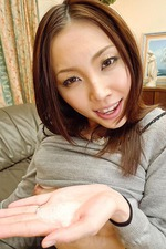Nozomi Mashiro Asian Pornstar Swallows 12