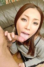 Nozomi Mashiro Asian Pornstar Swallows 13