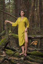 Dakota Naked In The Dark Forest 02