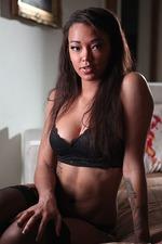Ebony Pornstar Harley Dean 00