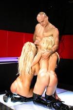 Threesome With Shyla 00