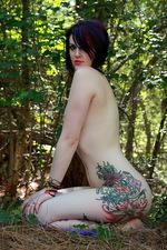 Elizabeth exotic skin art 07