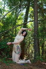 Elizabeth exotic skin art 11