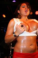 Slutty girls naked in the night club 00
