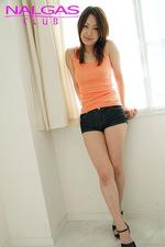 Young Japanese Girl's Butt & Ass Fetish 01