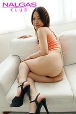 Young Japanese Girl's Butt & Ass Fetish 10