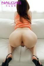 Young Japanese Girl's Butt & Ass Fetish 17