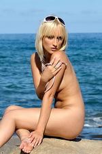 Adriana Silver bikini 09