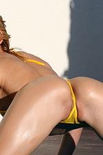 Nevaeh Thong Bikini 05