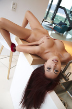 Exotic Beauty Paula Shy In Erotic Art Pictures 15