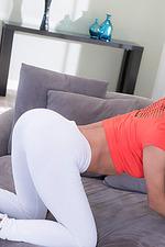 Tits Fucked Babe Abby Lee Brazil  01