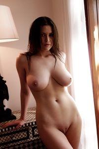 Busty Naked Marjana
