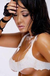 Natasha Yi round Asian tits