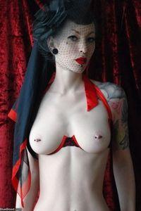 Razor Candi Red Widow