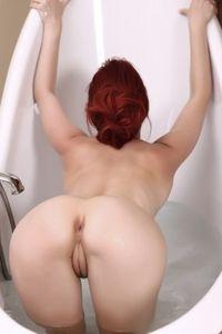 Nice wet brunette Ariel