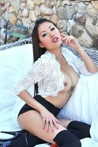 Hot Asian Toying Outdoor