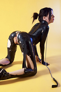 Wendy Escaped Latex