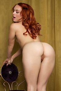 Dani Jensen Amazing Redhead
