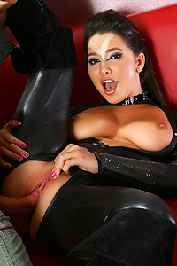 Karlee Grey Gets Fucked In The Space