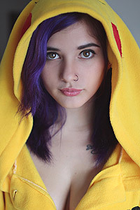 Busty Pikachu