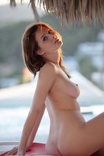 Sexy Teen Anna Tatu Strips 20