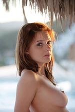 Sexy Teen Anna Tatu Strips 21