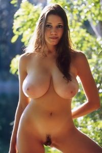 Shapely big boobed stunner Miriam