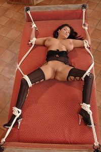 Beauty gets bound up